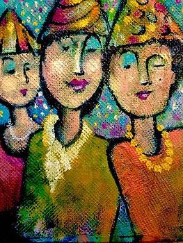 Birthday Buddies by Eleatta Diver