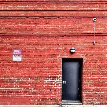 Black Door by Julie Gebhardt