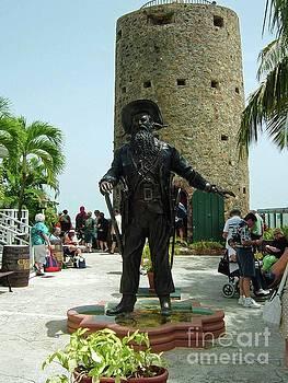 Gary Wonning - Blackbeard