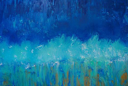 Blue by Alma Yamazaki