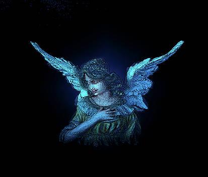 Blue Angel by Abbie Loyd Kern