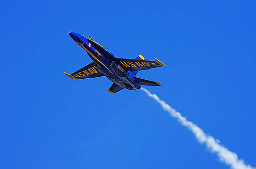 Blue angels by Lamyl Hammoudi