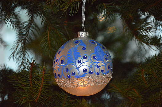Blue Christmas by Eve Tamminen