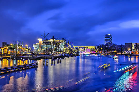 Nemo in the Blue Hour by Frans Blok