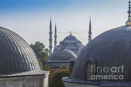 Patricia Hofmeester - Blue mosque
