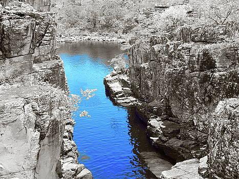 Blue River by Beto Machado
