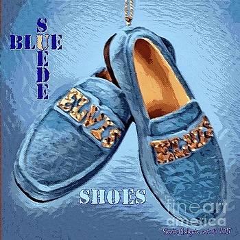 Blue Suede Shoes by Scott Ashgate