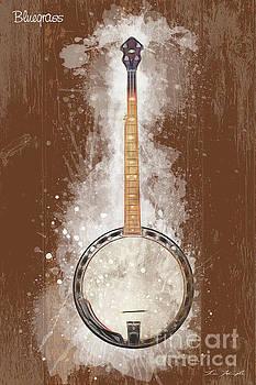 Bluegrass Banjo by Tim Wemple