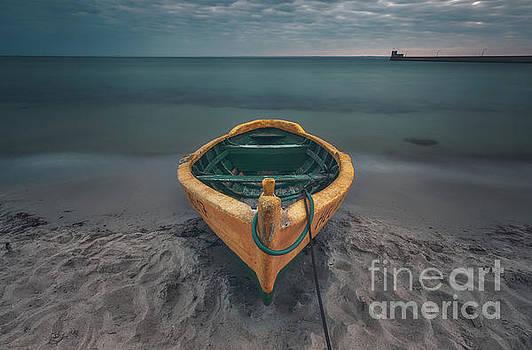 Mariusz Talarek - Boat from Hel