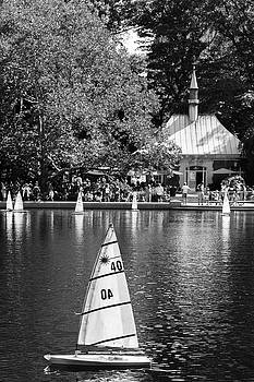 Conservatory water by Silvia Bruno