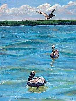 Kathleen Heese - Boating In Fort Myers