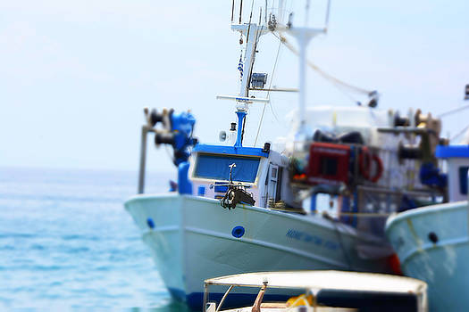 Newnow Photography By Vera Cepic - Boats in marine Skala Marion