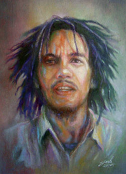 Bob Marley 2016 by Jack No War