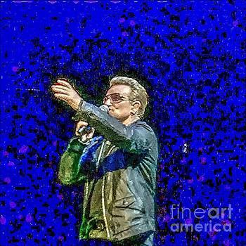 Bono - U2 by Doc Braham