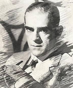 John Springfield - Boris Karloff, Vintage Actor