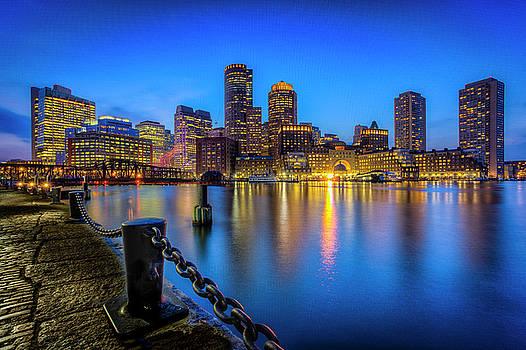 Boston by Michael Petrizzo