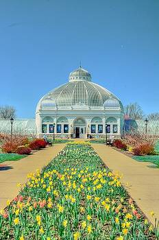 Botanical Gardens by Kathleen Struckle