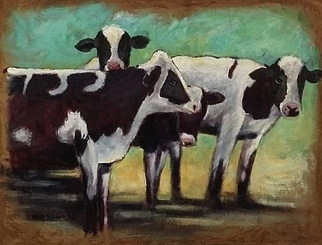 Bovine Buddies by Paula Strother