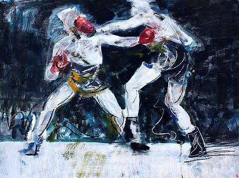 Boxers by Alexander Carletti