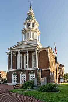 Sharon Popek - Danville Kentucky Courthouse