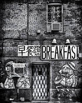 Breakfast by Brian Carson