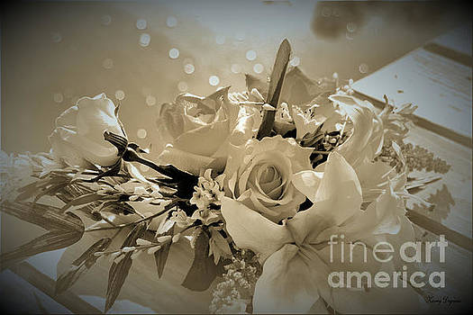 Bridal Bouquet  by Karry Degruise