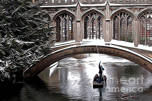 Bridge of Sighs by Andrew Michael