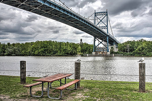 Bridging the Gap by Joshua Ball
