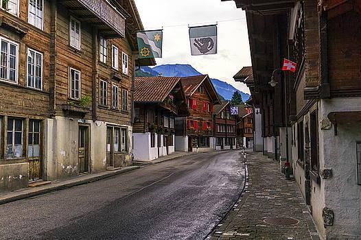 Elenarts - Elena Duvernay photo - Brienz village, Berne canton, Switzerland