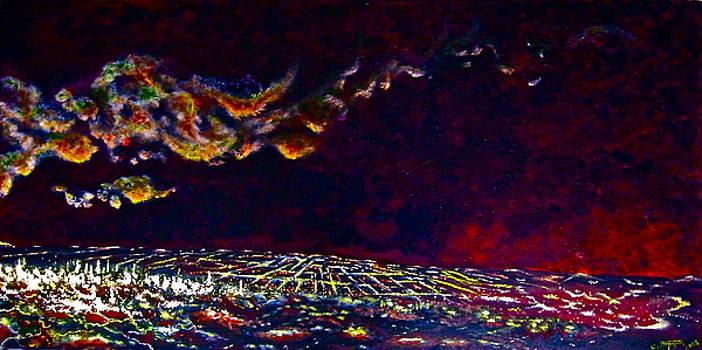Bright Lights Big City by Chris Haugen