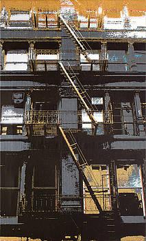 Broadway NYC by Shay Culligan