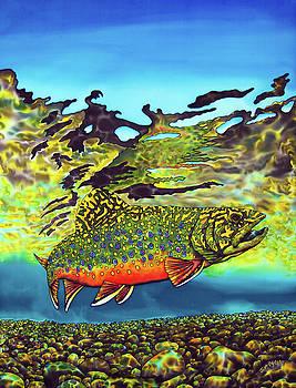 Brook Trout by Daniel Jean-Baptiste