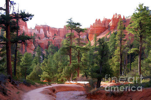 Chuck Kuhn - Bryce Canyon Paint III