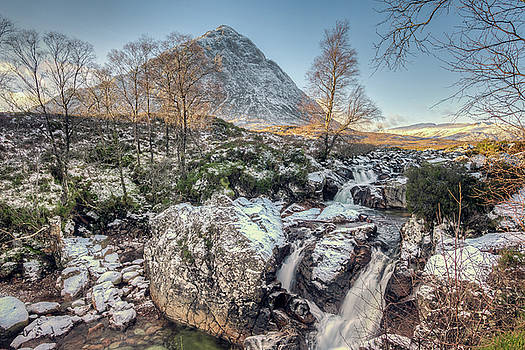 Buachaille Etiv Mor by Ray Devlin