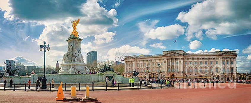 Mariusz Talarek - Buckingham Palace