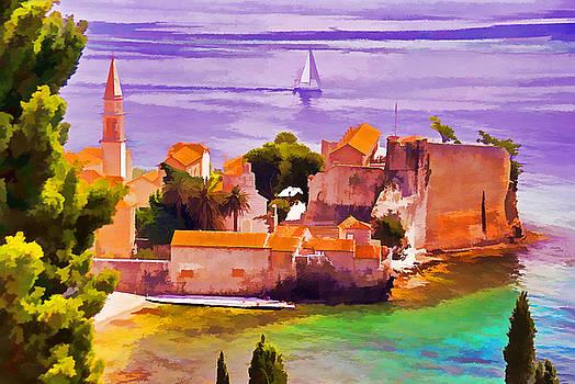 Dennis Cox - Budva Old Town