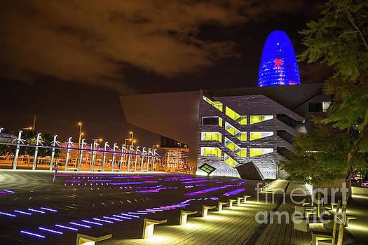 Building Design Hub Barcelona by Andrew Michael