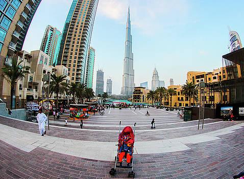 Burj Khalifa by Ehab Amin