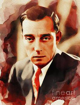 John Springfield - Buster Keaton, Hollywood Legend
