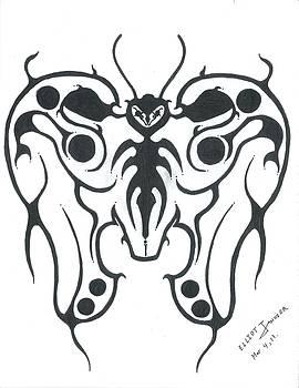 Butterfly by Elliot Janvier