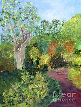 Donna Walsh - Butterfly Garden at Gumbo Limbo