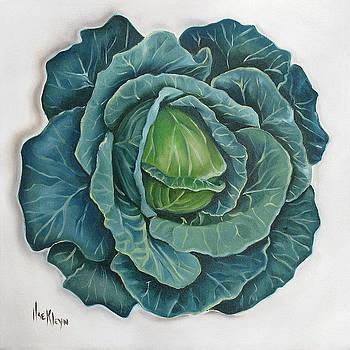 Ilse Kleyn - Cabbage