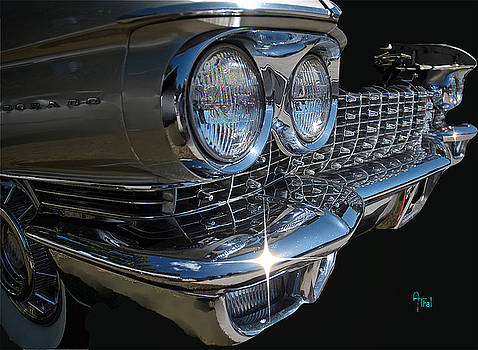 Caddy by Alan Thal