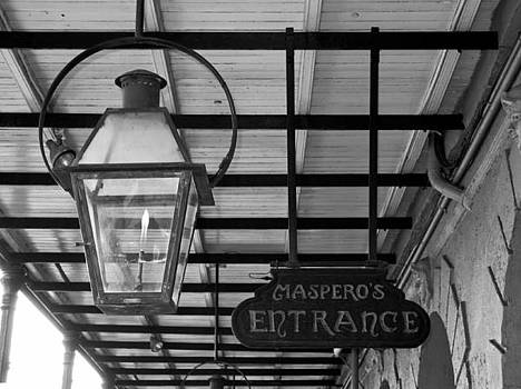 Cafe Maspero by Shawn McElroy