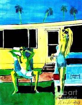 California Dreamin' by Harry WEISBURD