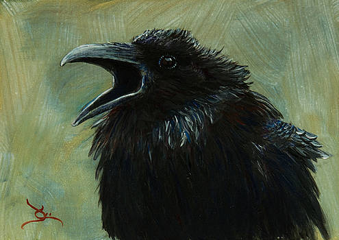 Dee Carpenter - Call of the Raven