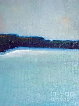 Blue Coast by Vesna Antic