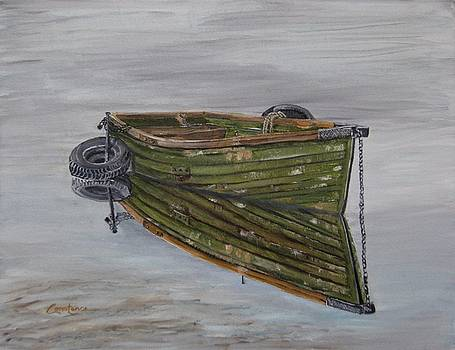 Calm Reflections by Connie Rowsell