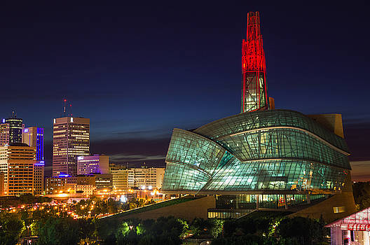 Bryan Scott - Canadian Museum For Human Rights