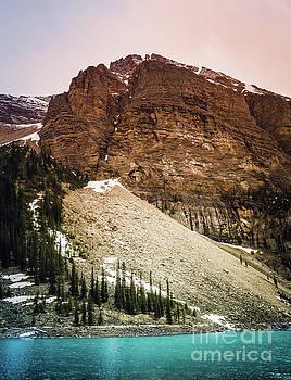 Canadian Rockies Alberta Canada by Blake Webster